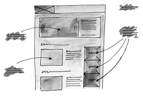 Wireframing for Beginners | UXploration | Scoop.it