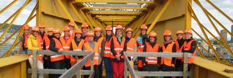 La journée «Bauhöck», lieu de rassemblement des ingénieures des CFF. - Blog CFF. | The future of work and collaboration | Scoop.it