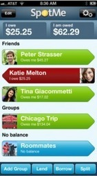 Get Organized with SpotMe Payments « The iPhone App Review : iPhone, iPod Touch and iPad App Reviews | iPhones and iThings | Scoop.it