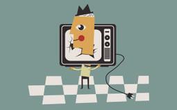 Are Americans Addicted To TV?   Media, Journalism, Media Development   Scoop.it