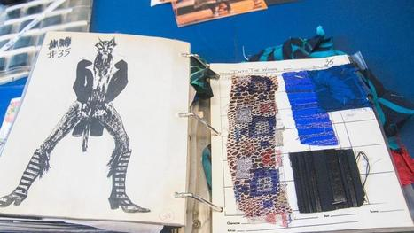 A Never-Before-Seen Glimpse of Into The Woods' Original Costume Designs    Playbill   Texas A&M Costume and Dress   Scoop.it