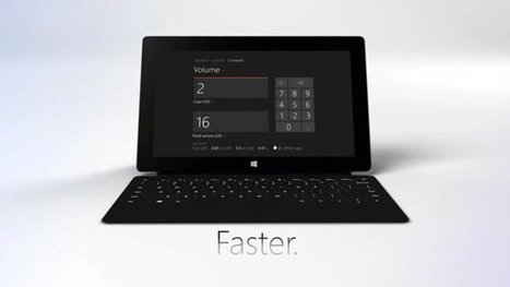 Why the Microsoft Surface Tablet is 'Awkward and Confused'   Daily ...   microsoft surface   Scoop.it
