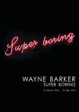 SMAC Gallery | Exhibition | Wayne Barker: Super Boring | Multi Media - Alternative Contemporary and Popular Art Forms in South Africa | Scoop.it