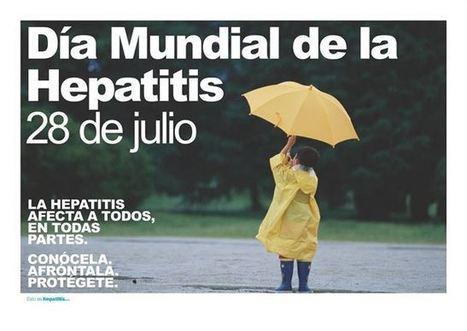 Casi 1,4 millones de personas mueren al año por hepatitis viral | Salud Publica | Scoop.it