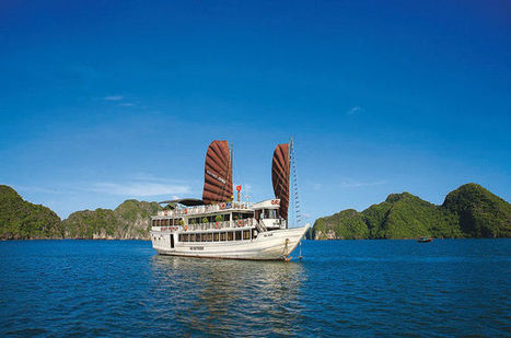 Majestic Cruise | Halong Majestic Cruise - Agency | Halong Bay Deluxe Cruises from us 90$ - 150$ | Scoop.it