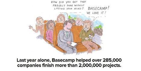 37 Signals Changes Name to Basecamp to Focus on Signature Product | Digital-News on Scoop.it today | Scoop.it