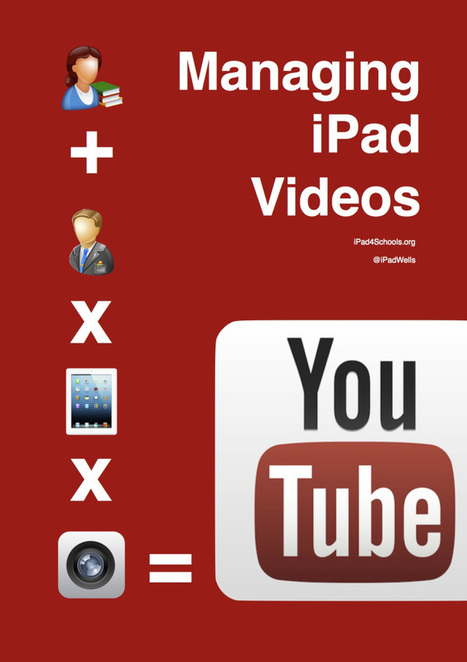 Managing those iPad videos | Cool Apps for classroom | Scoop.it