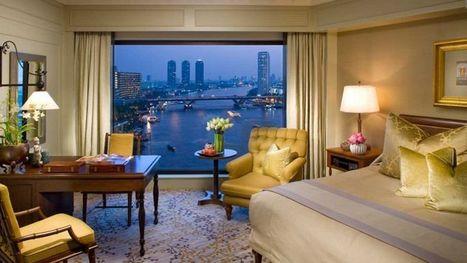 Les 5 hôtels de Bangkok | Epicure : Vins, gastronomie et belles choses | Scoop.it