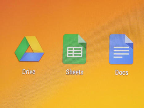 Exploring Google Docs and Sheets on iOS - CNET | EdTech Tools | Scoop.it