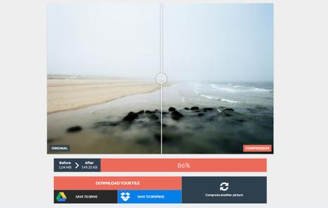 Compressor.io: comprime imágenes sin perder calidad│@hipertextual | EDUDIARI 2.0 DE jluisbloc | Scoop.it