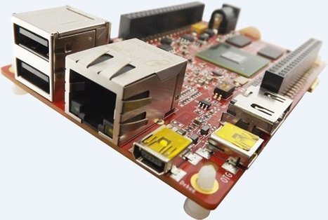 $99 MarS Board Features Freescale i.MX6 Dual, 4GB eMMC | Raspberry Pi | Scoop.it