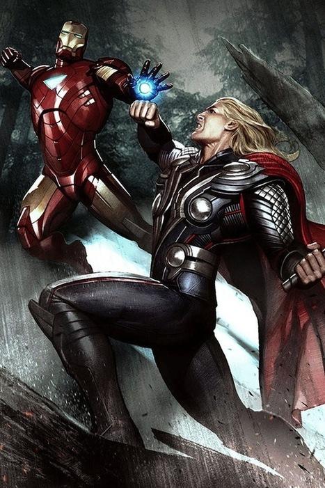Les super héros Marvel au musée Art Ludique à Paris du 22 mars ... - CineChronicle | Les gardiens des Univers Ludiques | Scoop.it