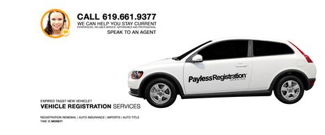 DMV Car Registration, Renewals, Imports and Car Insurance | San Diego Auto Registration | Scoop.it