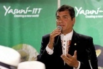 Ecuadors Präsident kündigt Entscheidung über Yasuní-Projekt an   Portal amerika21.de   Alternativen   Scoop.it