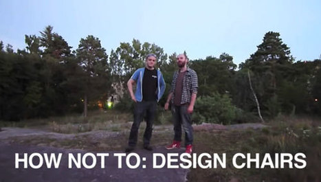 Crazy Finns Challenge the World to Stop Designing Chairs   Finland   Scoop.it