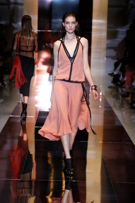 Gucci Women's Spring-Summer 2014 Collection   fashion   Scoop.it