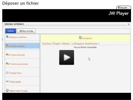 Moodle en vidéo | Ressources pour la Technologie au College | Scoop.it
