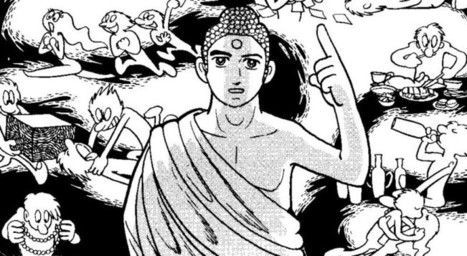 Les 8 manga japonais de référence | Ressources pour le club manga du Lycée Fulbert | Scoop.it