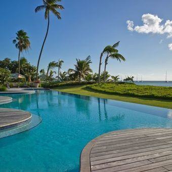Amazing infinity pools in the Caribbean - USA Today - USA TODAY | Caribbean online Melting Pot..Come join the caribbean community along with Weevibe.com and weevibenation.com | Scoop.it