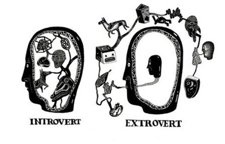 Two Types Of People: Introverts And Extroverts - Simple Capacity | Interesting posts | Scoop.it