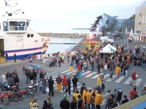 Liaisons maritimes.  La colère monte à Groix et à Belle-Ile | intelligence collective | Scoop.it