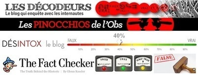 Le fact-checking - 2ème page | Vérificateur d'info | Scoop.it