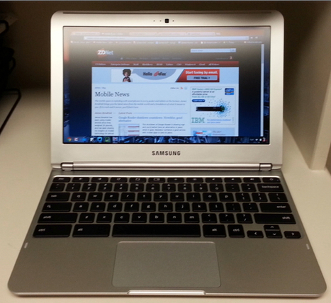 Samsung Chromebook: Best $249 you can spend (review)   ZDNet   Educational Technology - Yeshiva Edition   Scoop.it