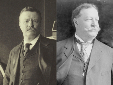 Doris Kearns Goodwin: Roosevelt, Taft and the GOP split | Wonderful World of History | Scoop.it