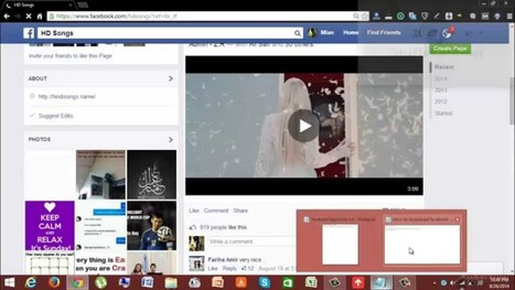 How To Download Facebook Videos - Download Videos From Facebook (2014) - YouTube   How to guides   Scoop.it