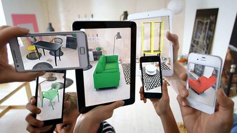 Librerías para hacer Realidad Aumentada | Augmented reality tools and news | Scoop.it