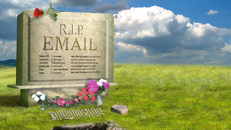 For Email Newsletters, a Death Greatly Exaggerated | Peer2Politics | Scoop.it