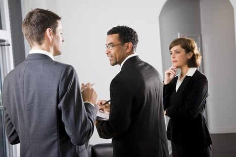 3 Tips For Building Strong Business Relationships | Sporting Edge | Scoop.it