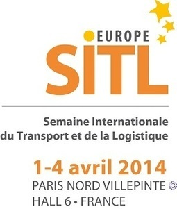 Synox vous invite au salon SITL du 1 au 4 avril à Paris | Logistique et transport | Scoop.it