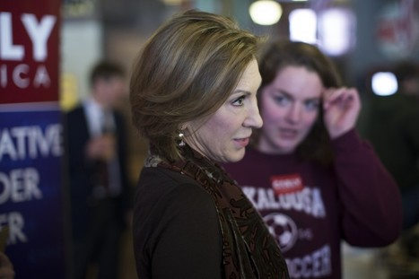 Faced With Animal Rights Activist, Fiorina Defends Pork Farmers By Attacking Abortion | Animals R Us | Scoop.it