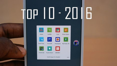 Top 10 Useful Apps for Students 2016 | Android - Trending Education | Educational Technology Applications | Scoop.it