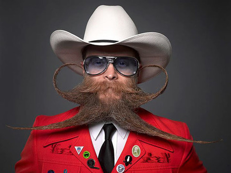 Quirky Portraits From the National Beard and Mustache Championships | xposing world of Photography & Design | Scoop.it