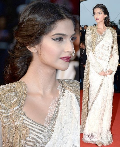 Cannes 2013: Sonam Kapoor All Looks Details & Pictures | Red Carpet Fashion | Scoop.it