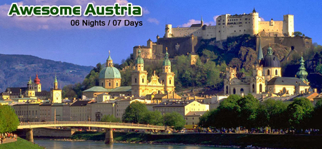 Luxury Austria Holidays, Luxury Holidays in Austria 2015. | Europe Group Tours, Holiday Packages, Travel Packages 2017 | Scoop.it