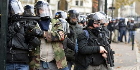 Violences policières: un rapport dénonce un risque d'impunité des forces de l'ordre | Libertés Numériques | Scoop.it
