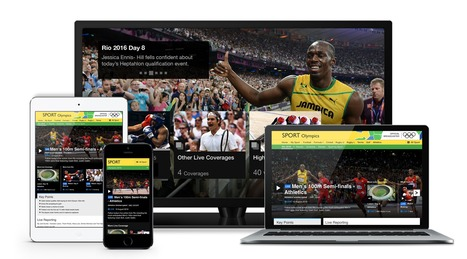 BBC Sport Head Of Digital On A Very Successful Olympics For Streaming And Team GB | SportonRadio | Scoop.it