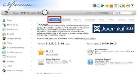 SiteGround propose le 1er installateur Joomla! digne de ce nom | Outils pour Joomla | Actualité Joomla | Woonoo | Scoop.it