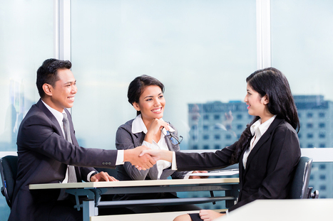 Hiring When New Business Arrives: 5 Steps to Success | Human Resources Best Practices | Scoop.it
