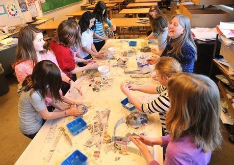 Art helps more than our creative brain - Fond du Lac Reporter | Technology in Art And Education | Scoop.it