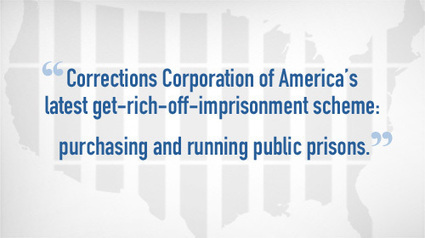 States Should Run Screaming From the CCA to Avoid Dangerous and Disgusting Prisons | And Justice For All | Scoop.it