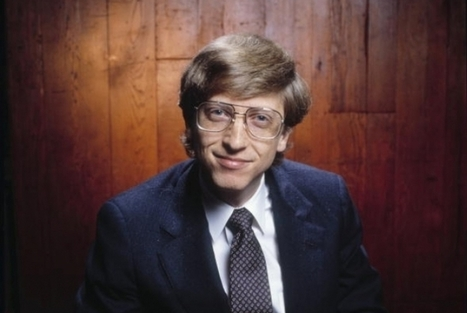 7 lições aprendidas com o jovem Bill Gates   Livros Redes & Teias   Scoop.it