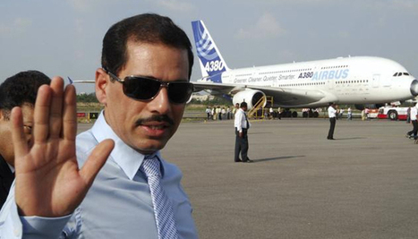 Two pages from file on Robert Vadra-DLF land deal missing | Latest News | Scoop.it