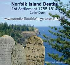 First Fleeters Deaths 1788 Sydney and Norfolk Island | contact history | Scoop.it