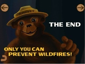 Smokey Bear Books: Campfire Kids   Education Apps for the classroom and home   Scoop.it