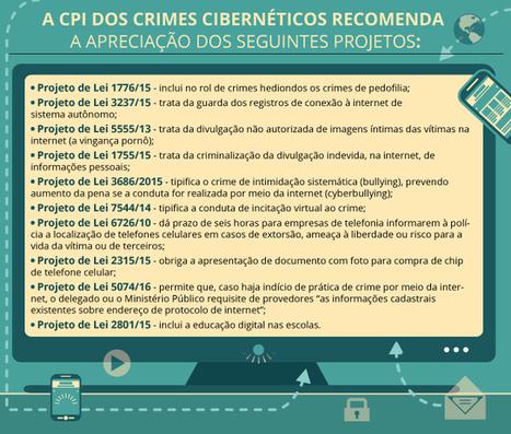 CPI dos Crimes Cibernéticos vota parecer final na terça-feira | #ProtestosBR | Scoop.it