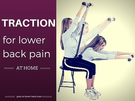 3 Simple Ways to Use Traction for Lower Back Pain | Natural Alternative Therapies | Scoop.it